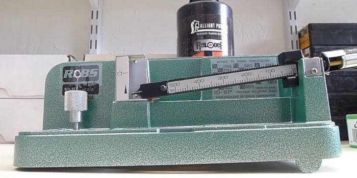 Beam Reloading Scale Reviews