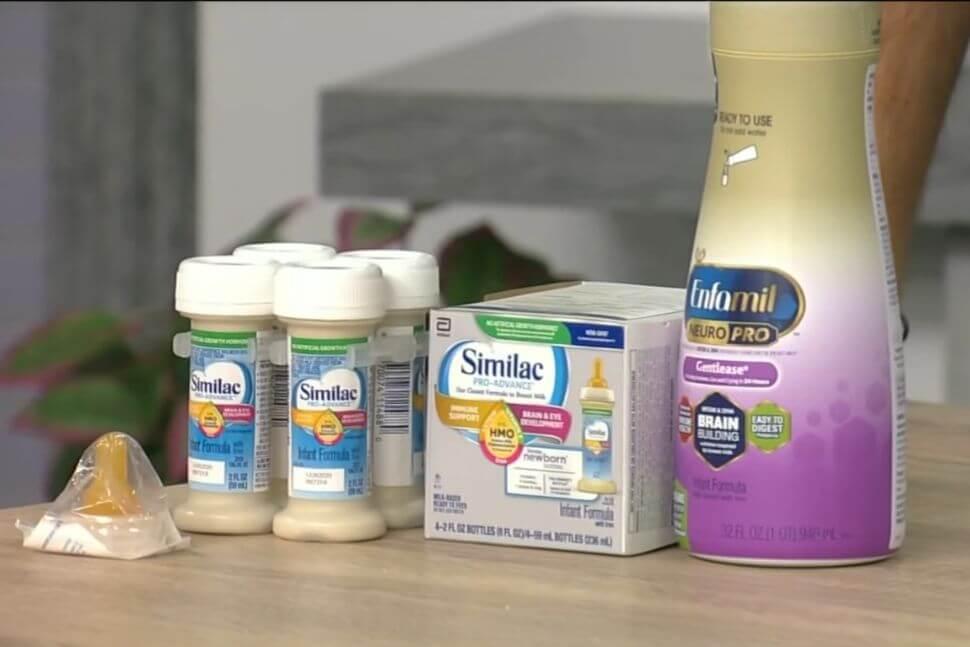 Best Tasting Formula for Breastfed Babies
