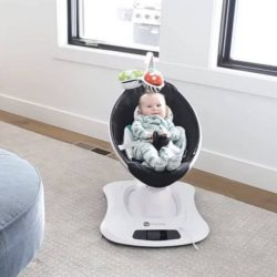 Mamaroo vs Fisher Price Swing